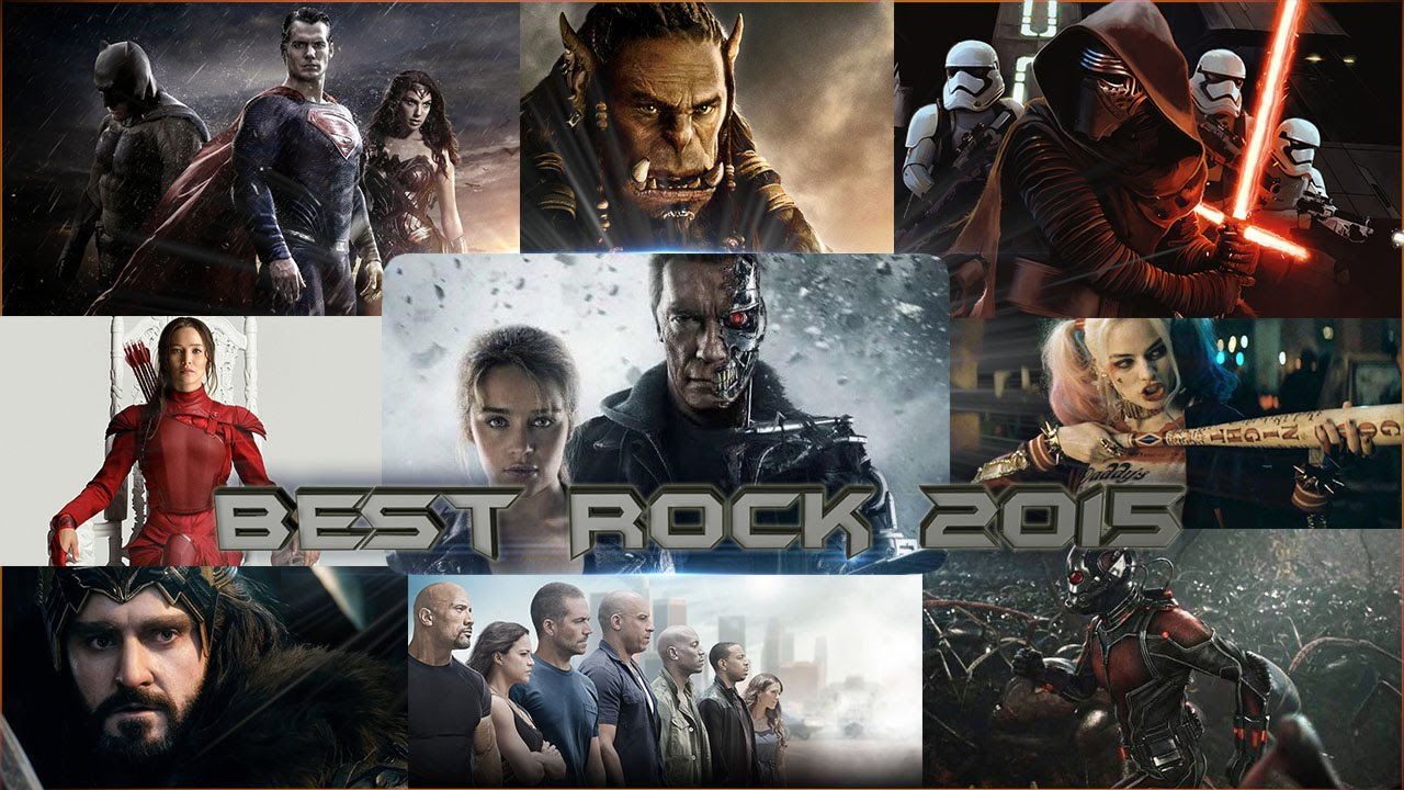 The 18 Best Rock Songs of 2015 - Epic Cinematic Mix - YouTube