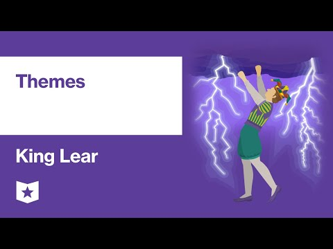 King Lear By William Shakespeare | Themes