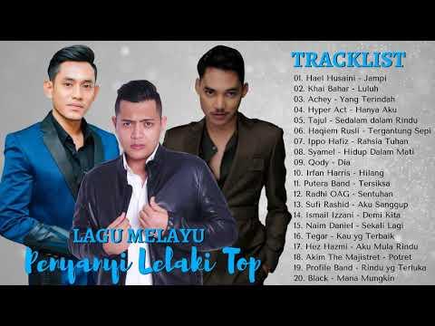 20 Lagu Penyanyi Lelaki Malaysia Terbaik (Best Malay Song 2018) LAGU BARU MELAYU 2018 TOP HITS