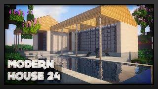 MInecraft - Modern House 24