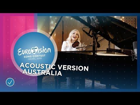 Kate Miller-Heidke - Zero Gravity - Australia 🇦🇺 - Acoustic version - Eurovision 2019