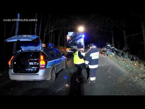 Pijany spowodował wypadek, trafił do aresztu