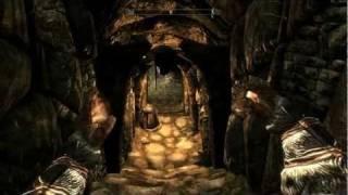 Elder Scrolls V: Skyrim Walkthrough in 1080p, Part 9: Arvel and the Frostbite Spider (PC Gameplay)
