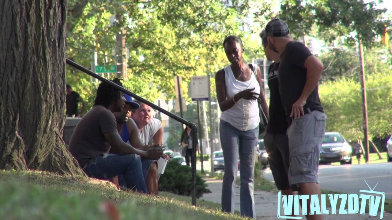 Five-O In The Hood Prank! - HILARIOUS! - PRICELESS! - WATCH!