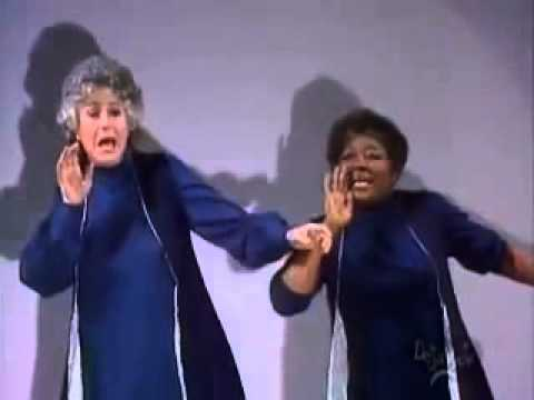 Bea Arthur and Esther Rolle Me and My Shadow