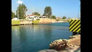 Греция.Коринф(Коринфский канал., 2012-03-01T01:55:00.000Z)