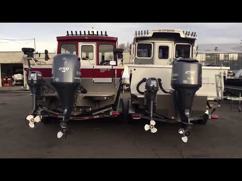 What To Look For In An Offshore Aluminum Boat