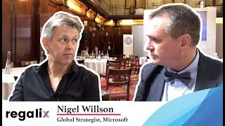 Digit Expert Interviews Nigel Willson, Microsoft Global Strategist