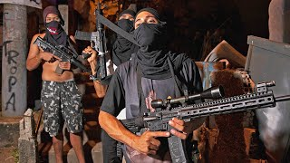 Children Die As Brazil's Favela Gangs And Police Wage War
