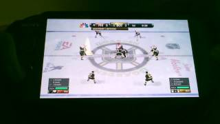 nhl 15 ps vita remote gameplay from ps4