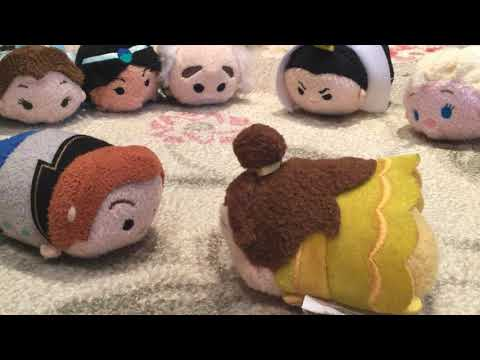 """Fairy tale madness"" a tsum tsum stop-motion film!"