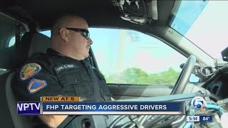 fhp targeting aggressive drivers