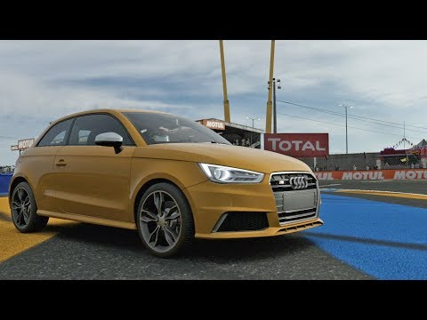 Forza Motorsport 7 - Audi S1 2015 - Test Drive Gameplay (HD) [1080p60FPS]