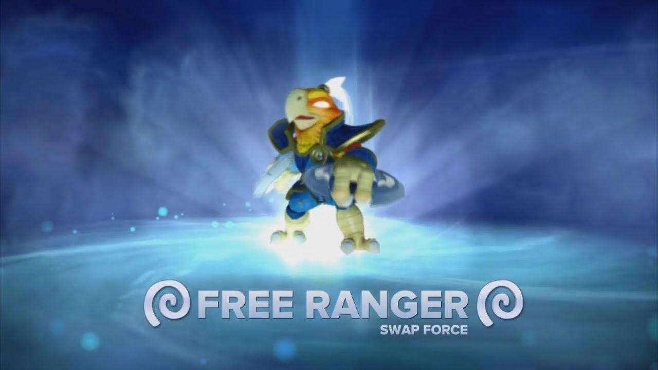 Uncategorized Skylanders Free skylanders swap force free ranger gameplay youtube