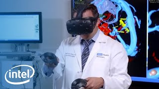 VR Helps Prepare for Surgery   Intel