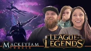 Awaken (ft. Valerie Broussard) | League of Legends Cinematic - Season 2019- REACTION!!!