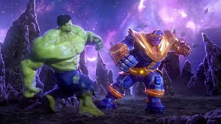 Avengers vs Thanos | Marvel Contest Of Champion