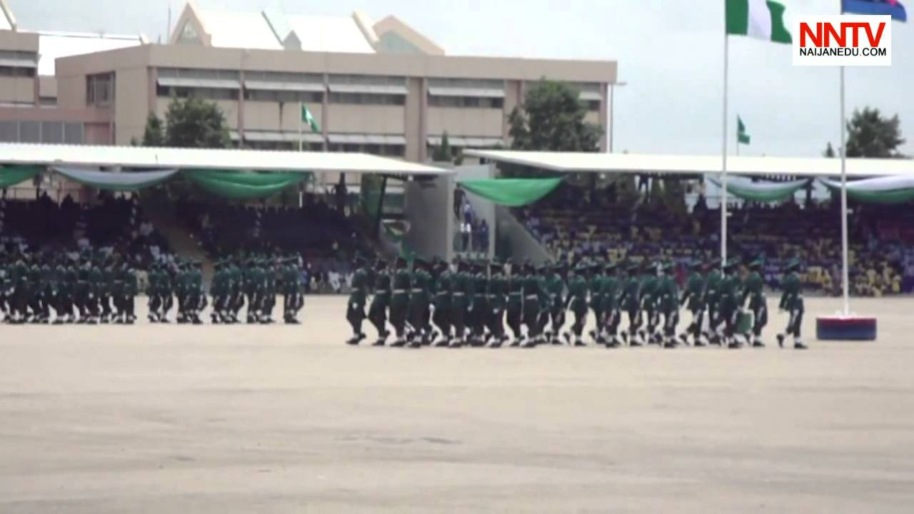 Best Nigerian Military Parade