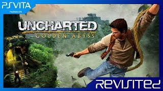 Playstation Vita Revisited - Uncharted Golden Abyss