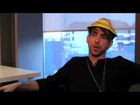 All Time Low interview - Alex Gaskarth