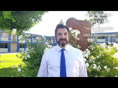 Armenian Mesrobian School's Opening Remarks 2020 2021