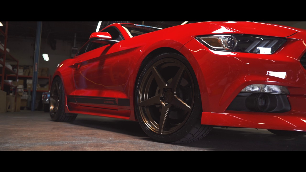Ford Mustang Eco Boost Velgen Wheels Classic5 20