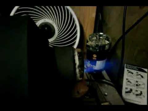 Homemade jet engine afterburner....