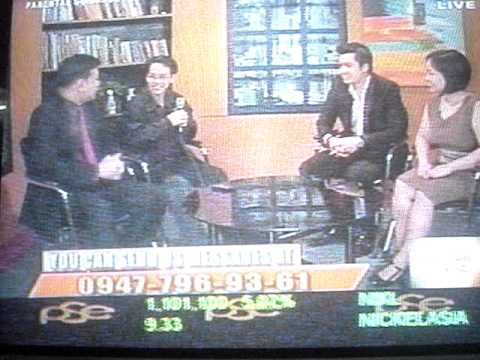 Hyatt Rocillo at SME Forum GNN Destiny Cable Channel 8 for Ecommerce 102