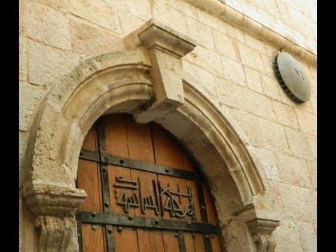 Walk the Stations of the cross on the Via Dolorosa in your Jerusalem tour