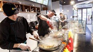 В Киеве начал работу новый паназиатский ресторан Meiwei