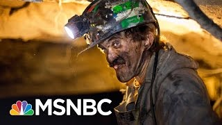 President Donald Trump Finally Breaks Silence On Coal Miners