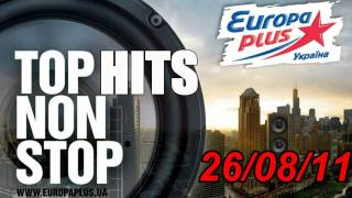 Europa Plus Ukraine - TOP-50 HITS (26/08/11)