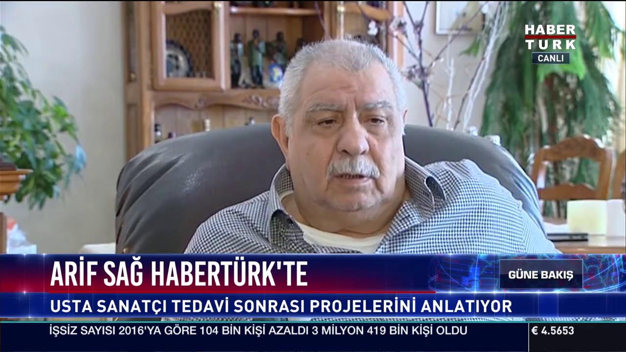 Türk Halk Müziği'nin usta ismi Arif Sağ, kanseri yendi mi?