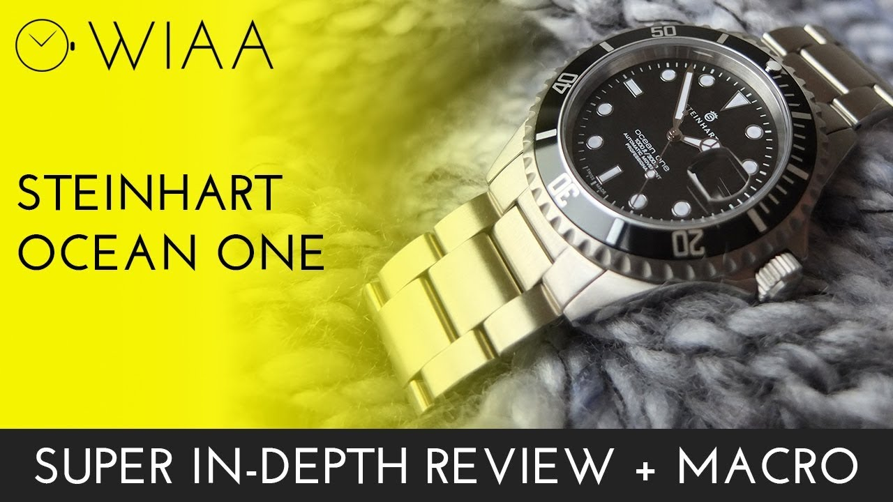 10 Things You Didn't Know About Steinhart Watches