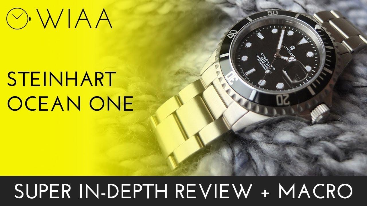 Steinhart Ocean 1 Watch Review | Watch It All About
