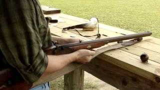 How to Load a Muzzle-loader - 先込め銃(砲)