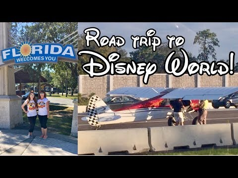 Arriving in Florida! Airplane Landed on I-4, New Vlogging Camera, & Checking into Wyndham Reunion