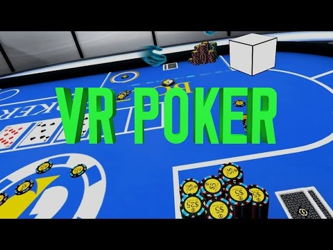 Virtual Reality Heads Up Poker