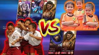Ngasuh Anak-Anak TK Sama SD Mabar Mobile Legends