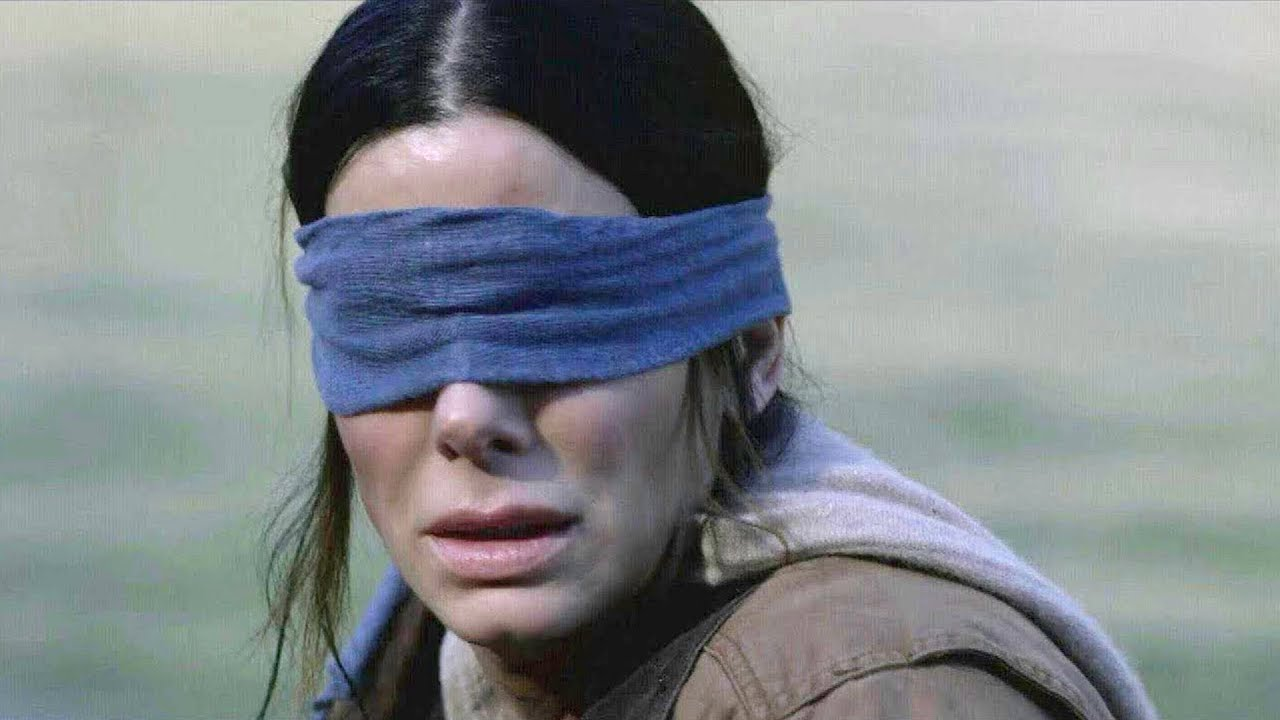 The Best 'Bird Box' and Sandra Bullock Memes!