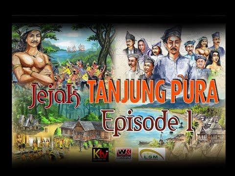 Sejarah Kerajaan Tertua Di Kalimantan Berasal Dari MAJAPAHIT - JEJAK TANJUNG PURA Episode 1