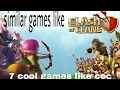 Top similar games like clash of clans (part 2)
