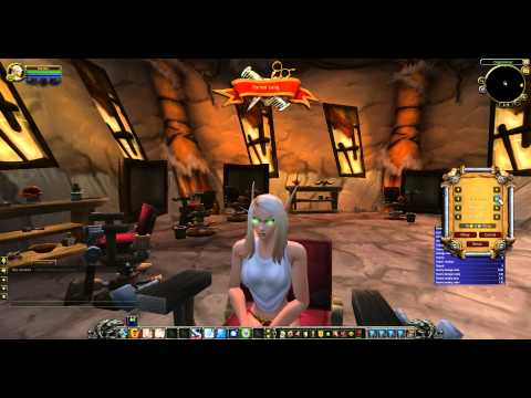 PTR Blood Elf Female Barbershop