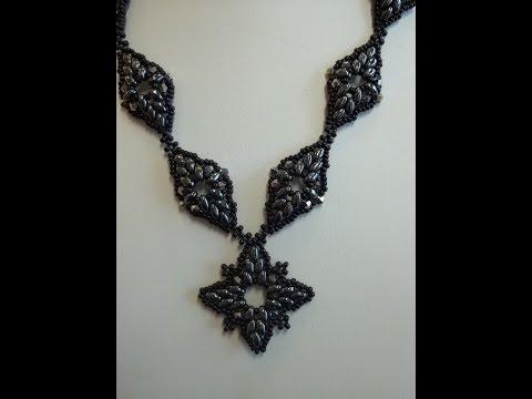 Diamond Duo Necklace