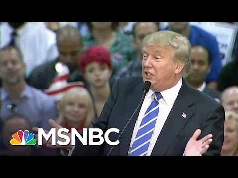 Donald Trump Under Fire For 9/11 Comments   MSNBC