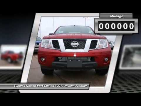2013 Nissan Frontier Fort Collins CO 231048