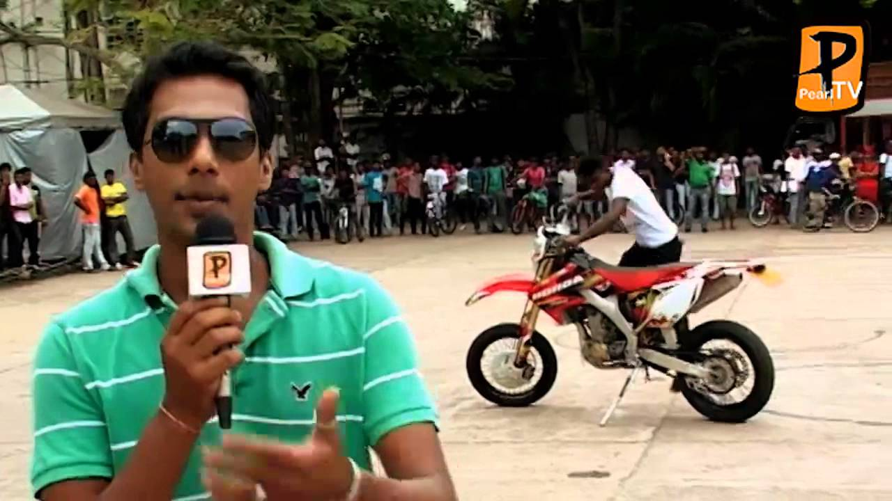 Ikman lk bikes for sale - Colombo Motor Show 2012 Bike Stunts Pearl Tv Sri Lanka 1st Online Tv Channel 24h Live Youtube