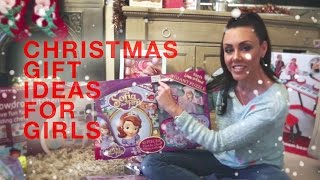 Christmas Gift Ideas for Girls 2014 | Michelle Heaton