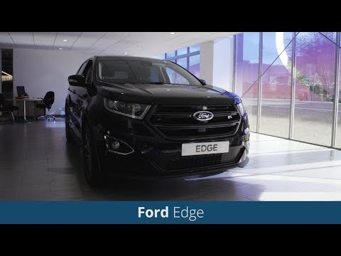 New Ford Edge ST Line 2018 Review - YouTube