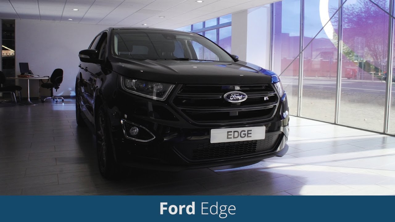 2018 Ford Edge: Facelift, Changes, Price >> New Ford Edge St Line 2018 Review